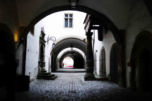 Rothenburg Alley