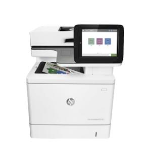HP Color LaserJet Managed MFP E57540dn Driver Download