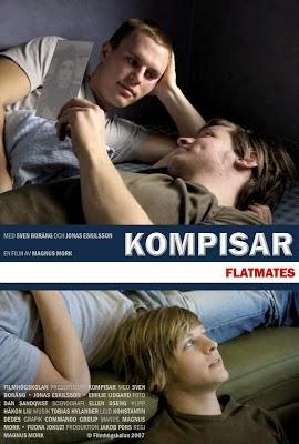 Kompisar - Flatmate - CORTO - 2007 - sub español - ver online