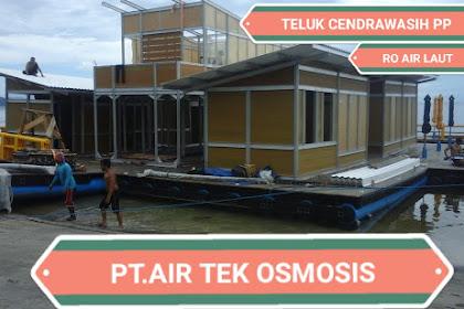 Paket RO Air Laut Teluk Cendrawasih