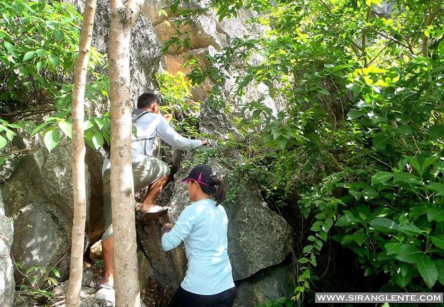 Mt. Hapunang Banoi trails