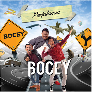 Bocey - Cekodok Degree MP3