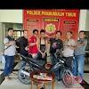 Rampok Tas Di Prabujaya,  Irfan  Diringkus Gabungan Tim Buser Prabumulih