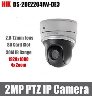 IP Camera HIKVISION DS-2DE2204IW-DE3
