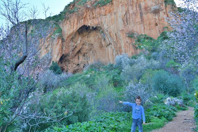 grotte de l'Uzzo