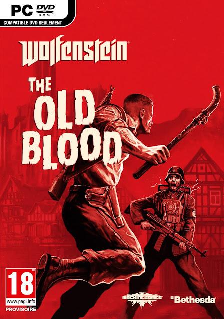 تحميل لعبة Wolfenstein The Old Blood تورنت