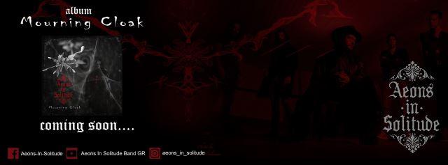 """AEONS IN SOLITUDE: Video για το νέο single """"White Witch"""""""