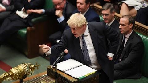 Johnson: december 12-én parlamenti választás lehet