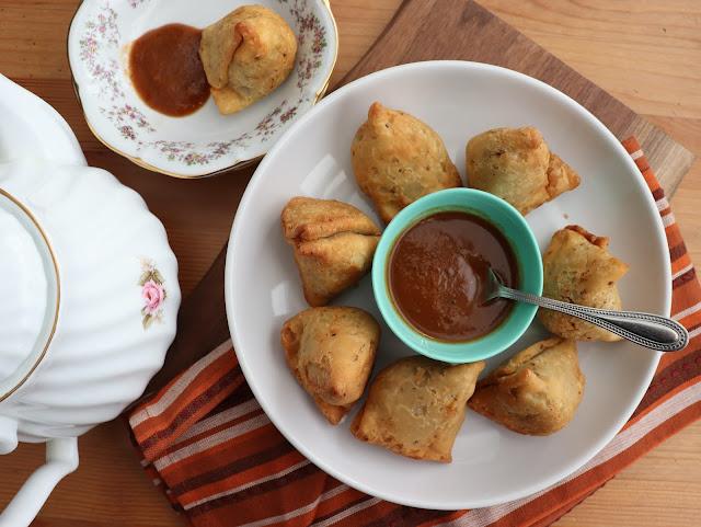 shana foods punjabi samosa