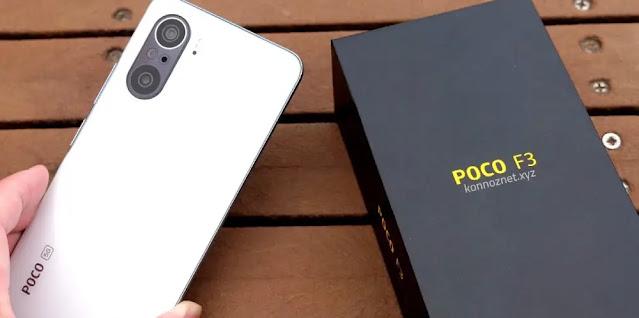هاتف XIAOMI POCO F3