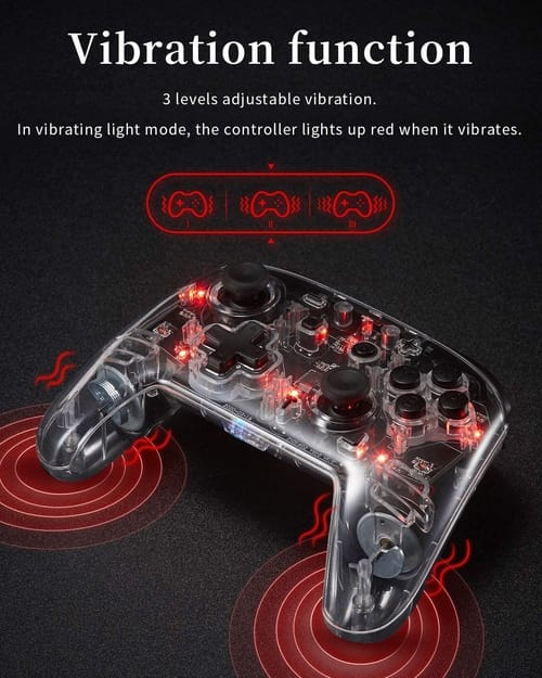 Qiaoting Wireless Controller for Nintendo Switch