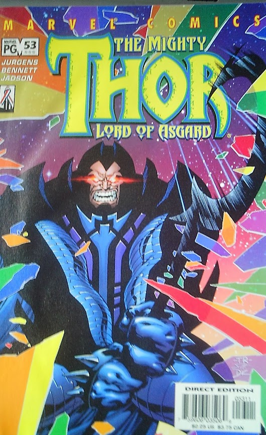 THE MIGHTY THOR VOL2 53