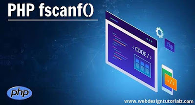 PHP fscanf() Function