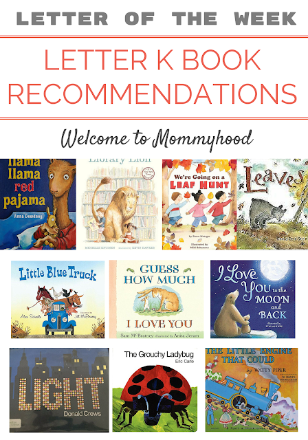Tot Labs presents Letter of the Week: Letter Ll book recommendations by Welcome to Mommyhood, #preschoolactivities, #montessoriactivities, #montessori, #handsonlearning, #letteroftheweek, #lotw, #freeprintables