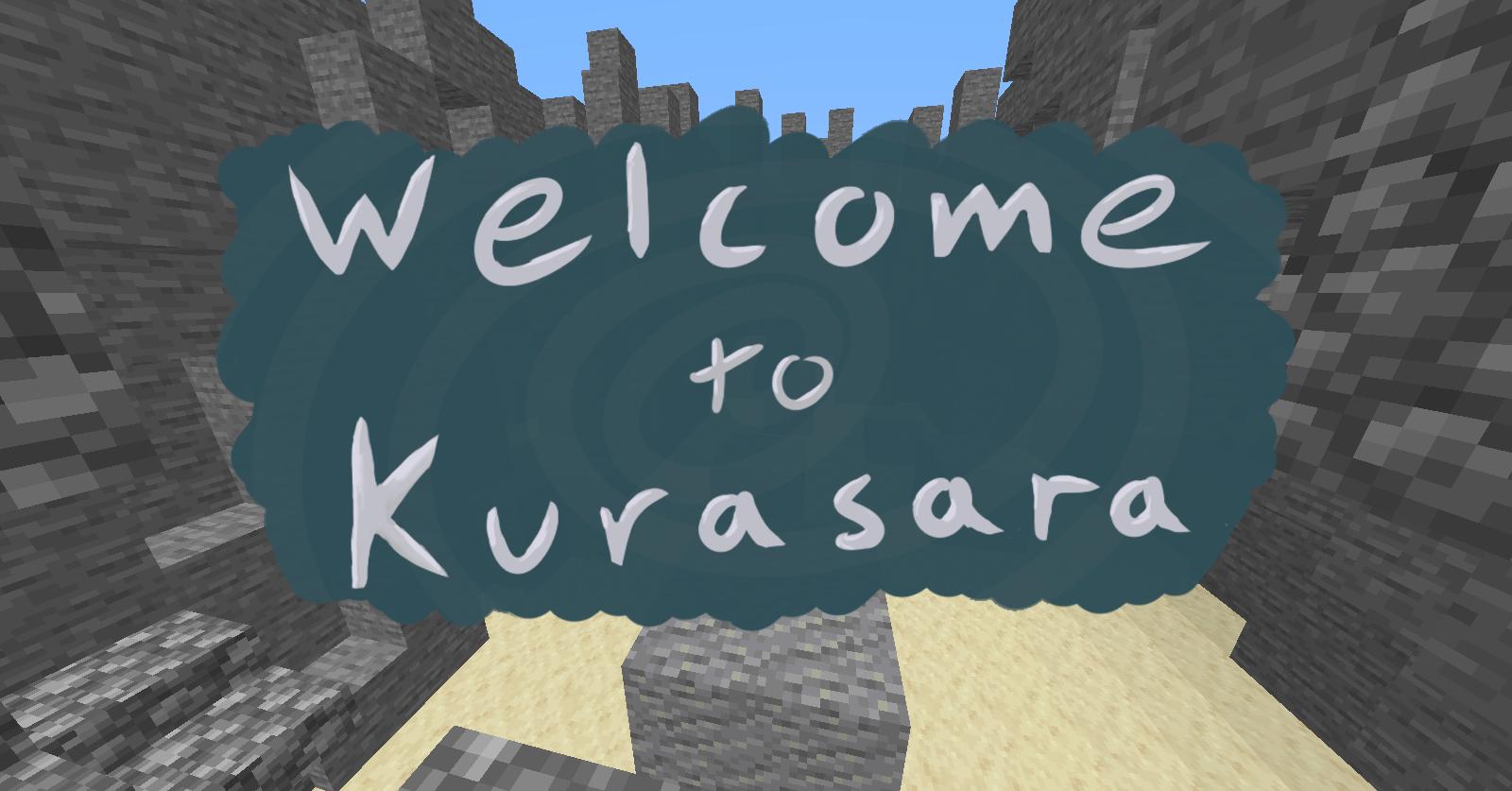 Minecraft  Welcome to Kurasara Parkour Map