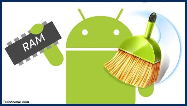 كيفية تقليل استخدام الرام في هاتف Android
