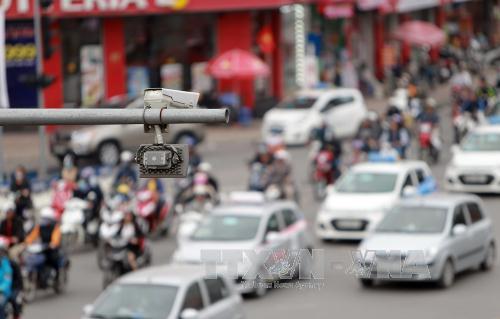 Đầu tư hơn 2 nghìn tỷ đồng lắp camera giám sát giao thông