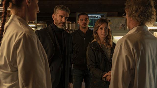 Crítica de 'Legado en los Huesos' la adaptación de la novela de Dolores Redondo