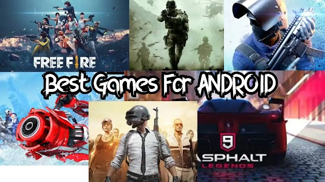 Best Games for Android Mobile 2020-New Games for Android Mobile
