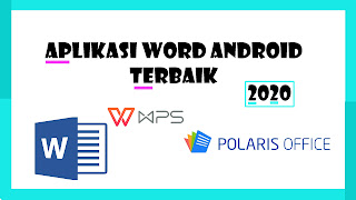 Aplikasi word android