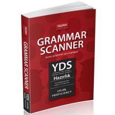 Dilfem YDS Grammer Scanner (Konu Anlatımlı Soru Bankası)