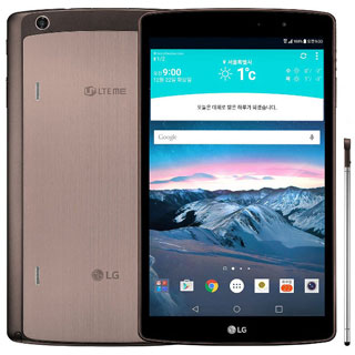 MLG G Pad II 8.3 LTE phone specifications