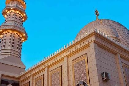 Fakta Masjid Keuchik Leumik, Wisata Religi bernuansa Timur Tengah di Banda Aceh