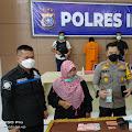 Sat Reskrim Polres Inhil Ungkap Kasus Pembunuhan Berencana di Kecamatan Keritang