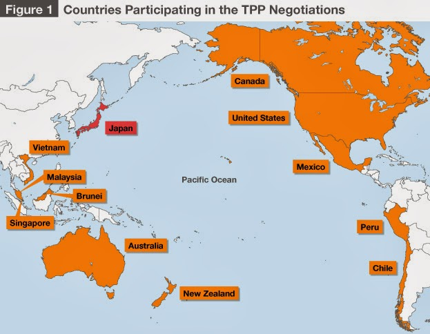 Is The Trans Pacific Partnership Stalling Business Insider