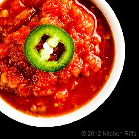 Salsa and Picante Sauce