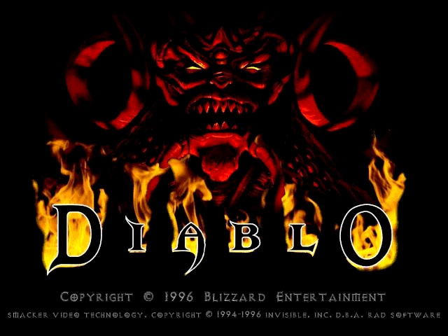 Diablo 1 Blizzard Captura de pantalla 1