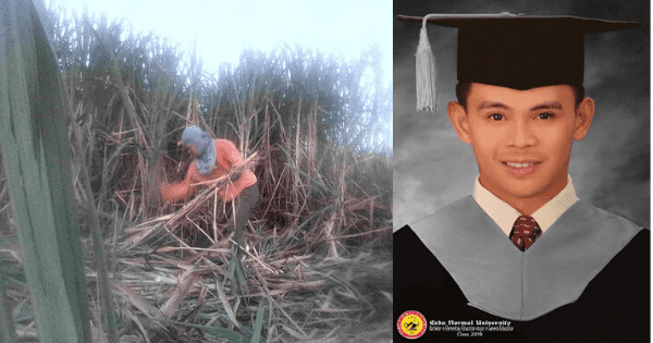 Guy Shares Inspiring Story from Being 'Tapasero' to Teacher