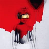 copertina album Rihanna, Anti