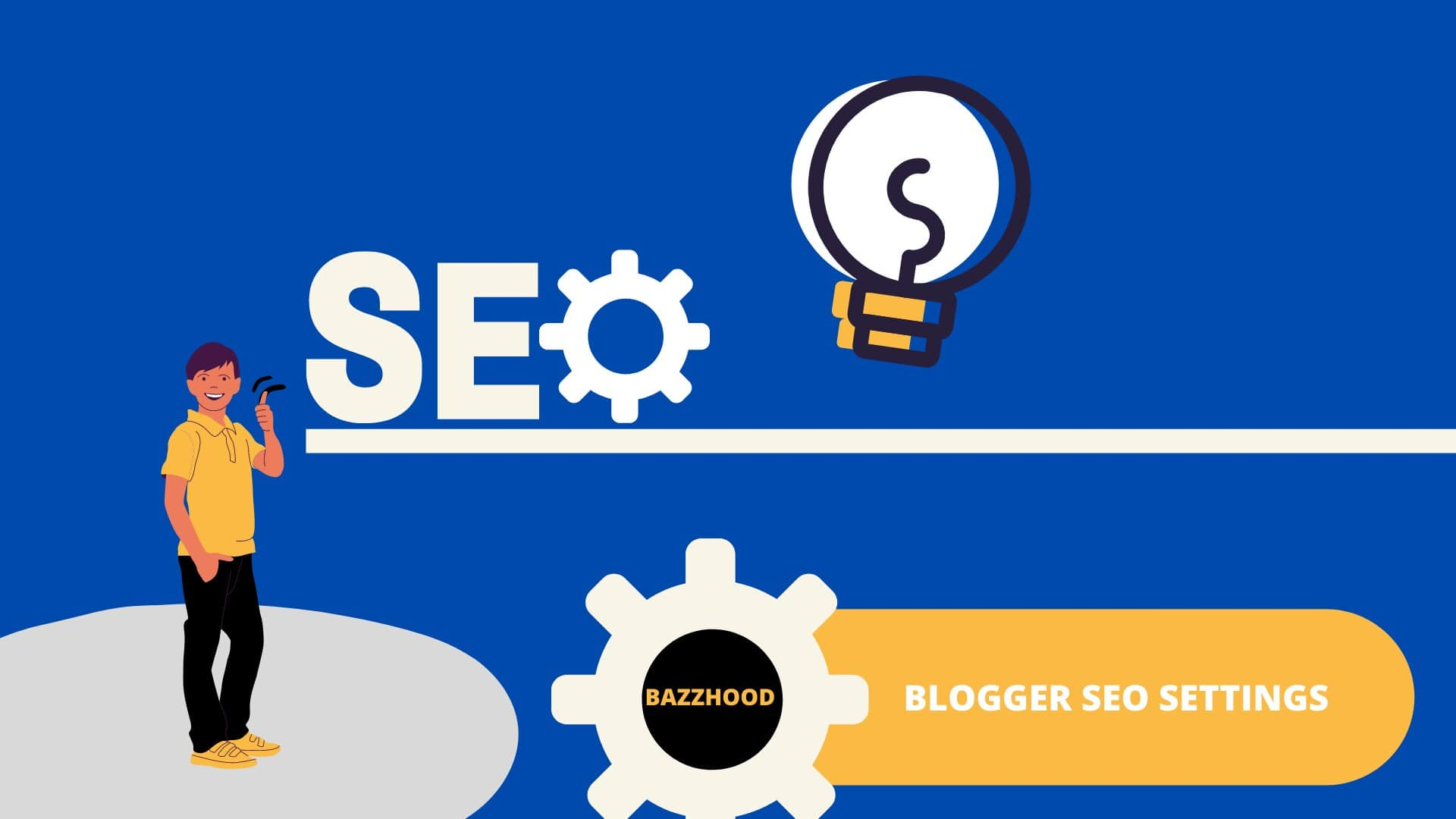 BlogSpot SEO Settings