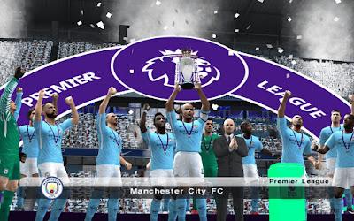 PES 6 Trophy English Premier League by Pato_Lucas18