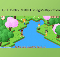 Game for kids online multiplication
