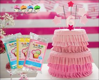 Masa Fun Cakes