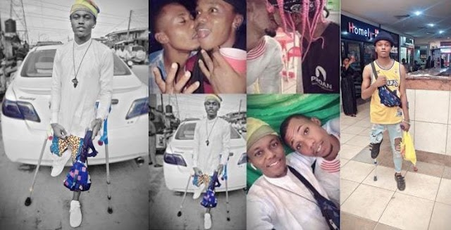 UNILAG Graduate Proudly Shares photos of his gay-partner, dating for 9 years