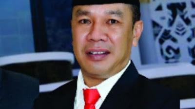 Anggota DPRD Daerah Pemilihan (Dapil) 1 Praya Praya Tengah Lombok Tengah (Loteng), Lalu Muhibban