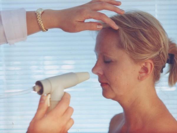 Озонотерапия для лица