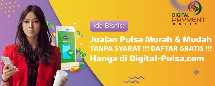 digital pulsa murah