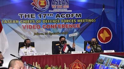 Panglima TNI: Forum ACDFM Ke-17 Pentingnya Memperkuat Kerja Sama Militer ASEAN