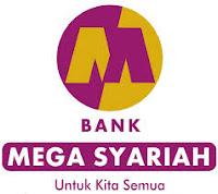 Loker PT Bank Mega Syariah