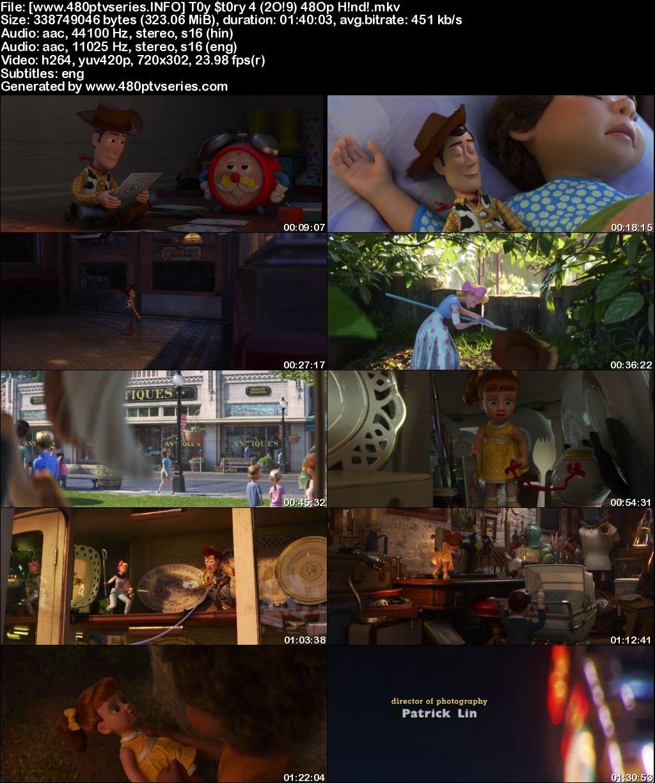 Toy Story 4 (2019) 300MB Full Hindi Dual Audio Movie Download 480p Bluray Free Watch Online Full Movie Download Worldfree4u 9xmovies