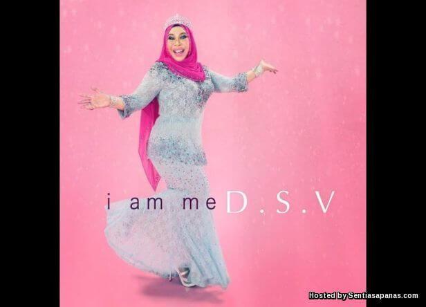 'I Am Me' Datuk Vida