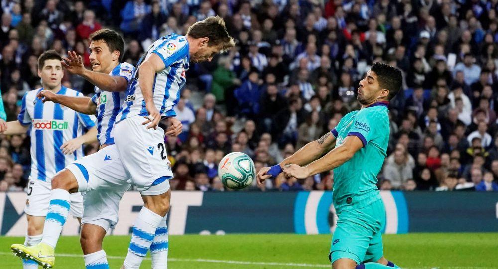 نتيجة مباراة برشلونة وريال سوسيداد بتاريخ 07-03-2020 الدوري الاسباني