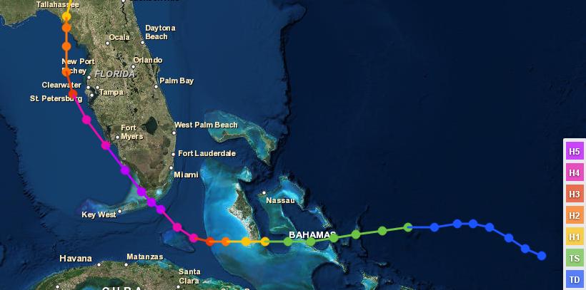 Tropical Atlantic UpdateHurricane Joaquin intensifies near Bahamas, East Coast possibly in the pathTropical Storm Henri forms near Bermuda at typical peak of Atlantic hurricane season