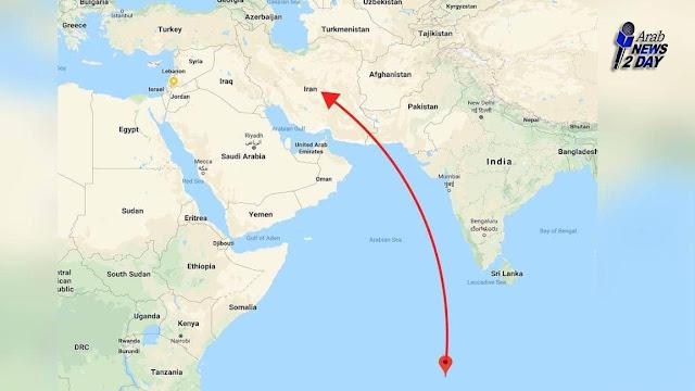 من هذه الجزيرة .. الجيش الأمريكي يخطط لمواجهة إيران
