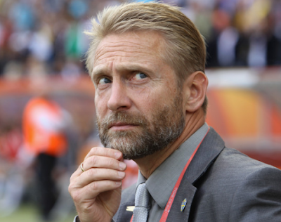 NFF appoints former Sweden coach, Thomas Dennerby as Super Falcons