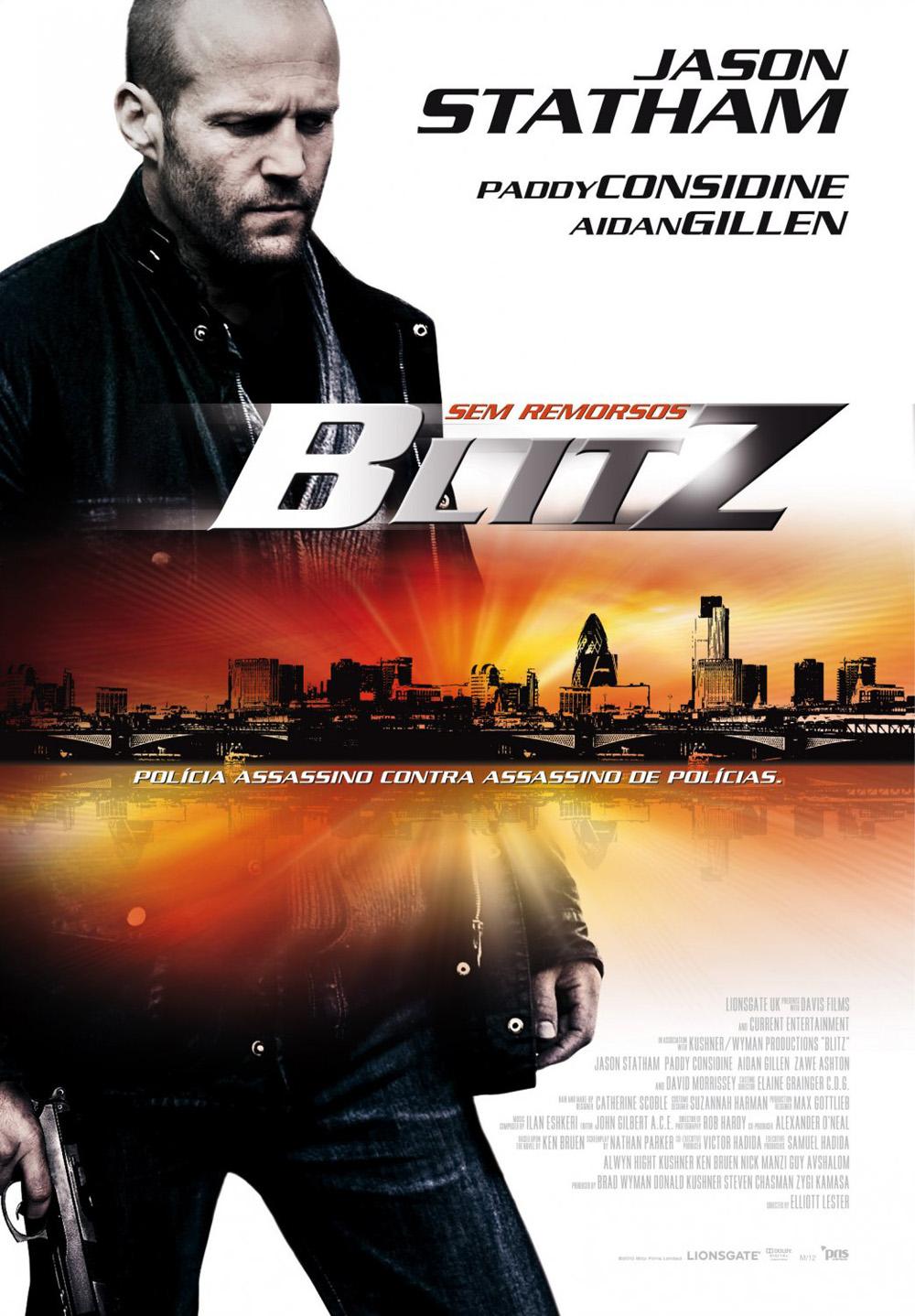 Blitz บลิทซ์ ล่าโคตรคลั่งล้าง สน. [HD][พากย์ไทย]